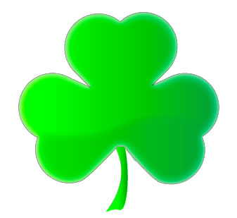 Shamrocks And Four Leaf Clover Just Some Thoughts I Have