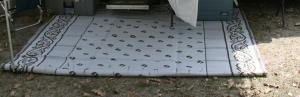 the mat